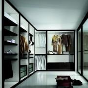 garderoba na wymiar, półki i wieszaki
