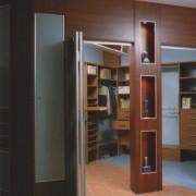 garderoba, drzwi składano-przesuwne