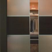 drzwi przesuwne łączone do garderoby