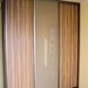 szafa wolnostojąca, drzwi z płyty i lacobelu