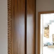 szafa wnękowa, drzwi z płyty