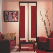 szafa wnękowa do salonu, drzwi przesuwne, łączone, płyta