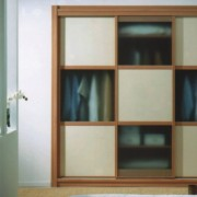 drzwi łączone, płyta i szkło